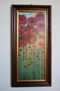 Dipinto Primavera rosa