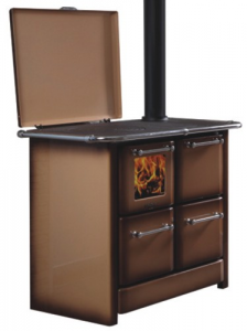 Cucina Legna Lincar 145 Gnv Sole Fucile Riscaldamento