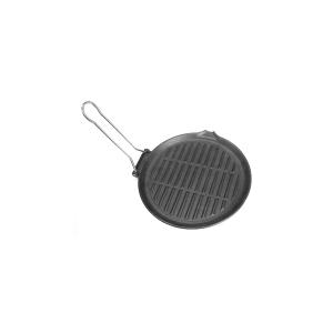 ILSA Bistecchiera ghisa dietella tonda cm26 Pentole e preparazione cucina