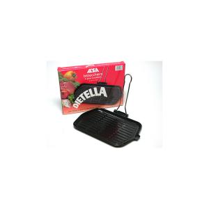 ILSA Bistecchiera ghisa dietella picc30x21 Pentole e preparazione cucina