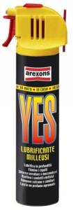 Lubrificante Spray Yes Ml 75 AREXONS Colori AREXONS Auto