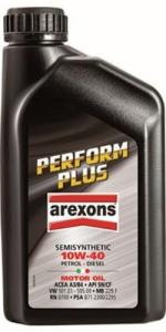 AREXONS Olio Motore  Semisynthetic 10W-40 Lt 1 Colori