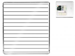 FILTEX Griglia forno estensibile 32x36/46 Utensili da cucina