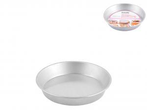 HABI Stampo Alluminio Crostata Capres Cm18 Pasticceria e Cake Design