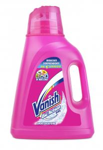 VANISH Rosa Gel (2000 ml) smacchiatore bianchi e colorati