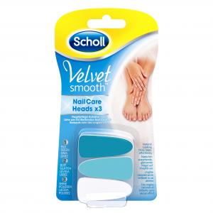 SCHOLL Lime Per Kit Elettronico Nail Care Cura piedi e mani Pedicure