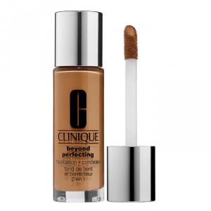 Clinique Beyond Perfecting Foundation And Concealer WN112 Ginger 30ml