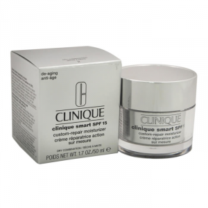 Clinique Smart Spf15 Custom Repair Moisturizer Pelle da Mista A Secca 50ml