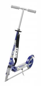 ROCES Monopattino Scooter in alluminio per adulto VOOV 2.0 Blu Grigio ruote da 205 mm - 30558_003