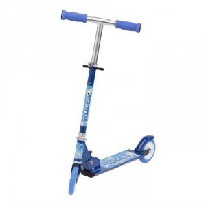 ROCES Monopattino Scooter in alluminio per bambini e ragazzi FUN Blu ruote da 125 mm - 30586_006