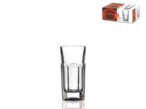 RCR Set 6 Bicchieri Vetro Provenza Liquore Cl05 Calici Vino Arredo Tavola