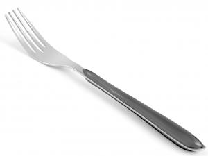 AMEFA Set 6 Forchette tavola eclat manico grigio Arredo Tavola