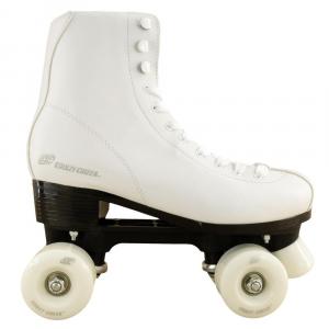 CK Pattini a rotelle per pattinaggio artistico QUAD bianco 362678