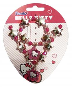 GABBIANO Collana Hello Kitty 36621 (36052) Accessorio Bambine E Ragazze