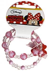 GABBIANO Bracciale Minnie Mouse 36635 (36057) Accessorio Bambine E Ragazze