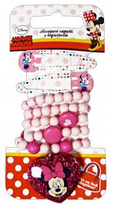 GABBIANO Collana + Clic Clac Minnie 36636 (36058) Accessorio Per Capelli