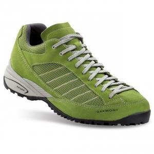 GARMONT Scarpe trekking camminata uomo STICKY N FAST VENTED verde 381257