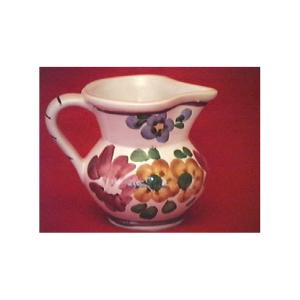 HOME Brocca Ceramica Decoro Assortita Lt 1.4 Arredo Tavola