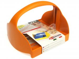 EMMEPI Portatovaglioli allegra arancio Contenitori cucina barattoli