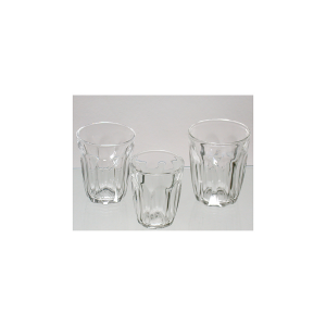 DURALEX Set 12 x 4 bicchieri in vetro provence 6bis cl16 Arredo tavola