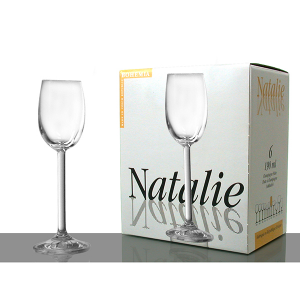BOHEMIA 6 calici nathalie liquore 6.5 Arredo tavola