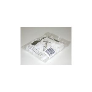 STELPLAST Confezione 100 tappi plastica a martello Bottiglie Arredo tavola