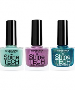 DEBORAH Smalto Shine Tech55 Sky Blue Decorazione Unghie Manicure E Pedicure