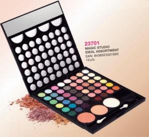 IDC INSTITUTE Cofanetto Trucco 23701 Make Up E Cosmetica