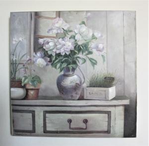 Tela Vaso di fiori
