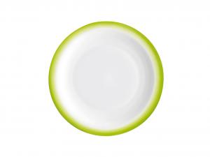 BORMIOLI ROCCO Set 6 Piatti Opale Fresh Verde Frutta 19 Arredo Tavola