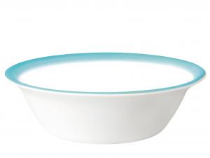 BORMIOLI ROCCO Set 6 Coppette Opale Fresh Fondo Azzurro Cm17 Coppe Ciotole