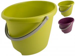 ESSEPLAST Secchio ovale trendy lt13 ass Attrezzi per le pulizie casa