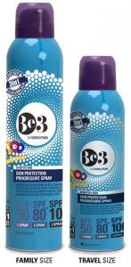 BE3 Solare Sensitive Skin + Kids Spf 50/80/100 175 Ml Protezione Solare