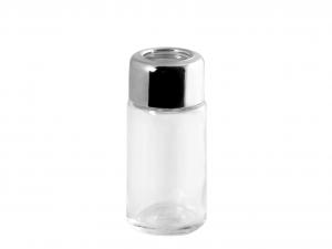 GIERRE Portastecchini vetro tappo polietilene cromata 825ps Contenitori barattoli