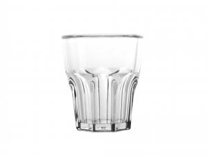 DEM Set 4 Bicchieri Smma Shot 4 Cl Trasparente Made In Italy