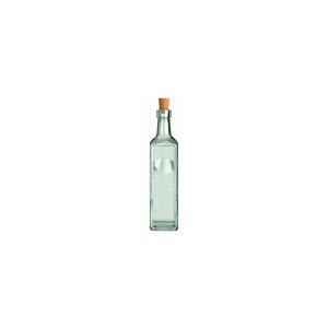 BORMIOLI ROCCO Set 12 Bottiglie Vetro Etica Tappo In Sughero Cl55 Arredo Tavola