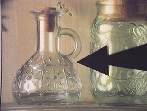 BORMIOLI ROCCO Set 12 Ampolle Vetro Olivia Tappo In Sughero Cl21 Utensili Cucina