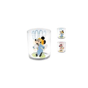 HOME Set 24 Bicchieri Acqua Disney Risveglio 25 Arredo Tavola