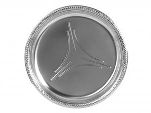 ALESSI Piattino inox mercurio cm14 Arredo tavola