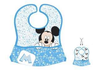 LULABI Bavaglino Peva Strappo Disney Mickey