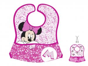 LULABI Bavaglino Peva Strappo Disney Minnie