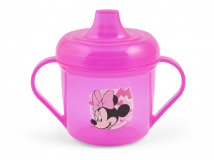 Set 6 LULABI Tazza Polipropilene Secondi Sorsi Disney Minnie