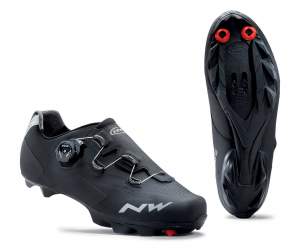 NORTHWAVE Scarpe MTB cross country uomo RAPTOR TH nero