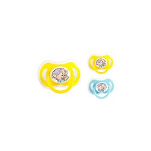 LULABI Set 6 Ciucci Silicone Ortodontici Disney Nani 3M Cameretta Accessori Bimbo