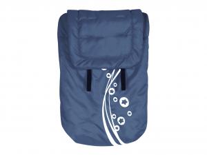 LULABI Sacco Blu Per Passeggino Arredo Cameretta E Accessori Bimbo