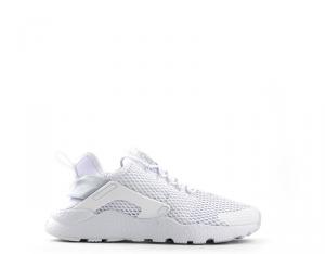 NIKE Sneakers donna bianco con tomaia in tessuto Scarpe e Calzature