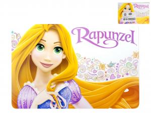 HOME Set 12 Tovagliette Polipropilene Disney Rapunzel Arredo Tavola Tessili