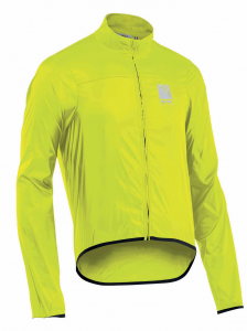 NORTHWAVE Giacca ciclismo uomo BREEZE 2 giallo fluo