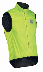 NORTHWAVE Gilet traforato ciclismo uomo BREEZE 2 giallo fluo
