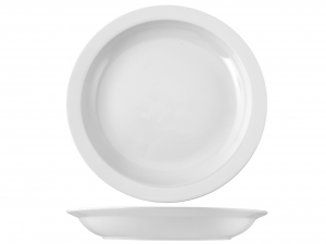 H&H Risottiera Porcellana Cm40 Utensili Da Cucina